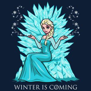 frozen-winter-is-coming-t-shirt